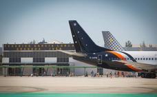 El aeropuerto Granada-Jaén logra medio millón de viajeros entre enero y julio