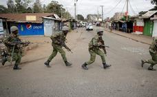 Muere una niña de 6 meses gaseada y golpeada por la Policía en Kenia