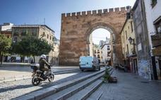 Detenido por vender marihuana a voces en pleno centro de Granada