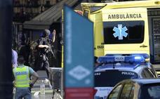 Localizan una segunda furgoneta en Vic que podría estar implicada en el atentado de Barcelona