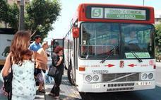 Si quieres ir a la Feria en autobús, ten en cuenta los horarios