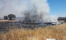 'Cazan' al pirómano que provocó 12 incendios en Cáceres