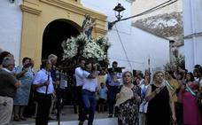 Rubite celebra durante tres calurosos días sus fiestas patronales