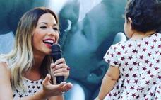 Tamara Gorro presume de su embarazo en Instagram