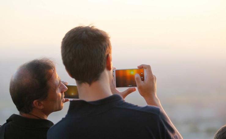 El mejor balcón de Granada para ver el eclipse solar