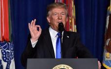 Trump pide a sus compatriotas «amor» tras los incidentes raciales
