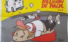 Las caricaturas de Charlie Hebdo sobre la masacre de Barcelona que van a dar mucho que hablar