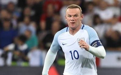 Rooney anuncia su retirada de la selección inglesa
