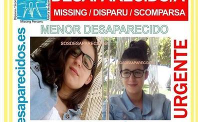 Buscan a esta niña de 13 años desaparecida en Ponteareas