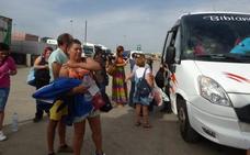 3.500 vendimiadores parten a Francia