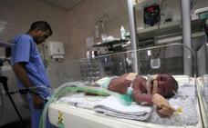 Los bebés nacidos en desgracia