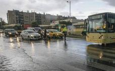 Aviso amarillo por lluvias y tormentas en Granada, según la AEMET