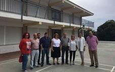 La Junta realiza mejoras en colegios de Campillo de Arenas y Carchelejo