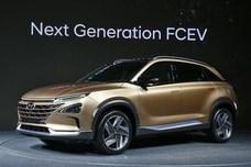 El nuevo Hyundai de hidrógeno, listo en 2018