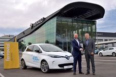 Ferrovial y Renault apuestan por el «carsharing» en Madrid
