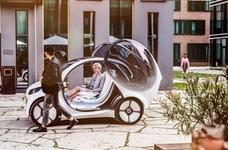 Smart Vision EQ fortwo, el futuro para la ciudad