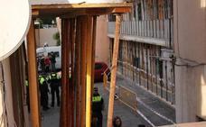 El Ayuntamiento da un ultimátum de seis meses a los vecinos de 'El Patio' para que arreglen sus viviendas