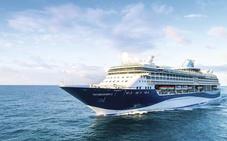El crucero 'Tui Discovery 2' de nuevo en Almería con más de 1.800 pasajeros