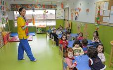 El curso en Infantil se inicia con más plazas