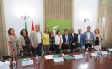 Un convenio entre Junta, Diputación de Jaén y ayuntamientos permitirá mejorar la respuesta en Dependencia
