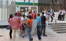 El paro sube en 807 personas en agosto con el fin del verano