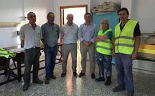 El PFEA mejorará una decena de colegios y cuarteles de Almería con una inversión de 136.000 euros