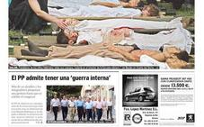Guerra interna en el PP de Almería