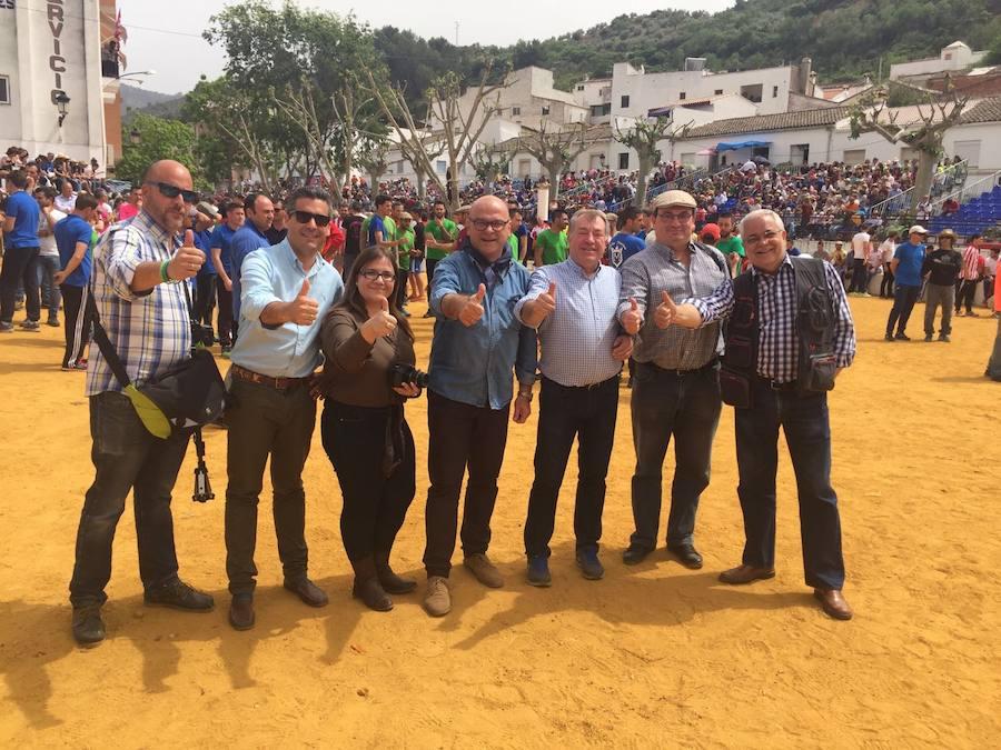 Diputación organiza una veintena de 'fam trip' con agentes de viajes, blogueros y periodistas