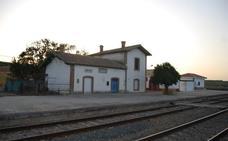 La estación de Begíjar