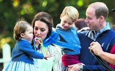 Los duques de Cambridge serán familia numerosa