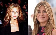 Famosas que se operaron la nariz: el antes y el después