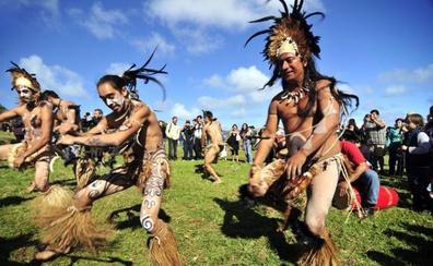 Rapa Nui se hace grande
