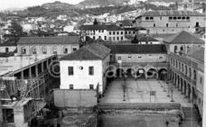 El derribo del antiguo colegio de los Salesianos