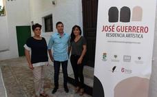 La Residencia Artística José Guerrero situada en Chite inicia su andadura como centro creativo