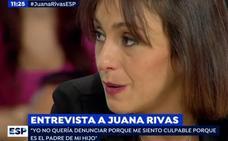 Juana Rivas, en 'Espejo Público': «Mi ex fue el primero en secuestrar a los niños sin permiso»