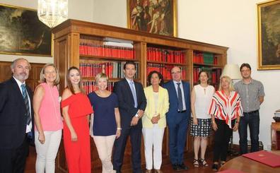 La Universidad de Granada y México abren una colaboración académica en derechos humanos