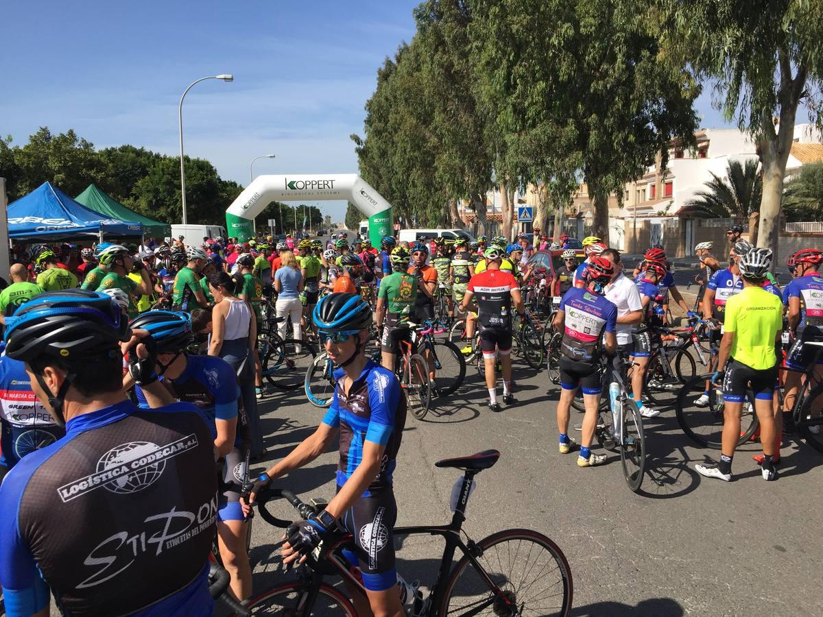Francisco del Ojo y Lucía Polo ganan la Green Tour Koppert