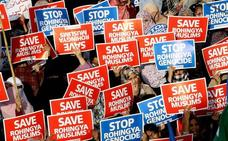 La ONU asegura que está habiendo una «limpieza étnica» en Birmania
