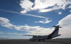 El tráfico aéreo sube un 16,3%