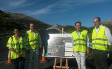 Las obras de la A-92 en el Puerto de la Mora terminarán en octubre