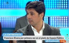 Fran Rivera también se estrena como reportero de 'Espejo Público'