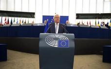 Juncker recuerda la «obligación» de cumplir las sentencias judiciales