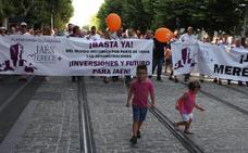 Jaén Merece Más respalda a Todos a Una por Linares