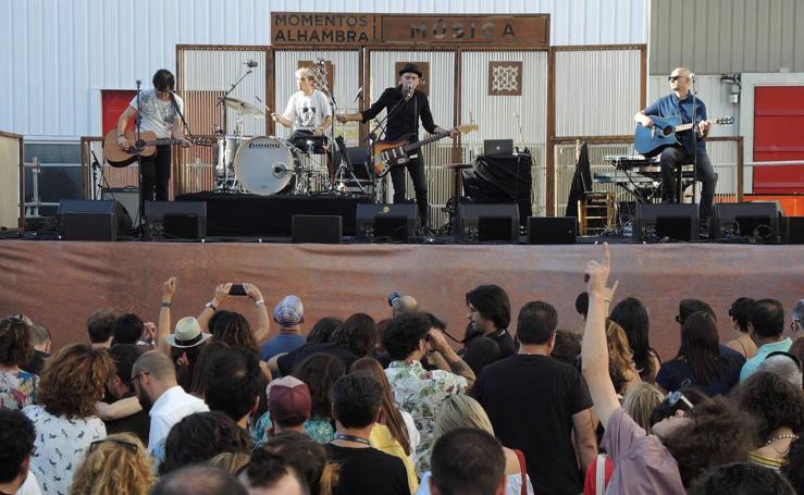 Cervezas Alhambra abre las puertas a un evento único de conciertos acústicos