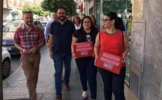 Sánchez Teruel, Pérez Navas y López Olmo logran los avales para ser candidatos a liderar el PSOE de Almería