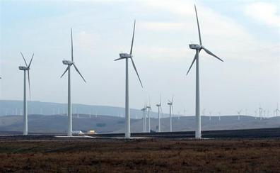 Tramitan autorizaciones para 38 nuevos parques eólicos en Almería