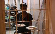 Un restaurante regentado por mujeres entre rejas
