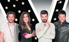 'La Voz' regresa a Telecinco