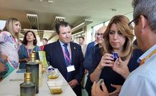 Una treintena de empresas de Jaén participa junto a la Diputación en la feria Andalucía Sabor