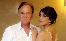 Tarantino festeja su compromiso